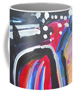 A Colorful Path Coffee Mug