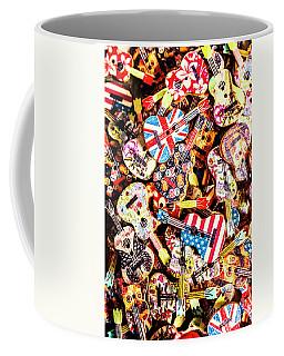 A Colour Instrumental Coffee Mug