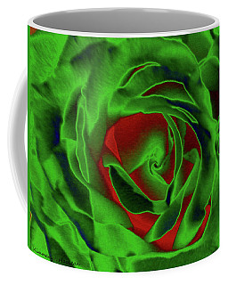 A Complimentary Rose Coffee Mug