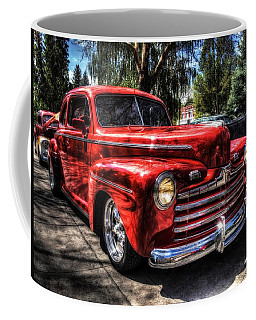 A Cool 46 Ford Coupe Coffee Mug