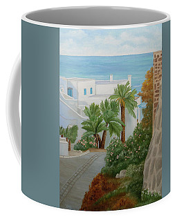 A Corner In San Jose Coffee Mug
