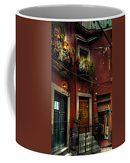 A Corner Of The World Coffee Mug