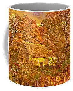 A Cotswald Fall  Coffee Mug by Daniel Thompson