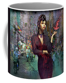 A Dangerous Life Coffee Mug