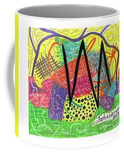 A Day At The Circus Coffee Mug
