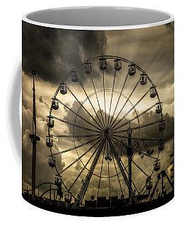 Coffee Mug featuring the photograph A Day At The Fair by Chris Lord