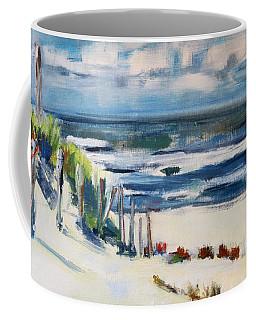 A Day By The Sea Coffee Mug