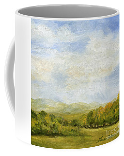 A Day In Autumn Coffee Mug