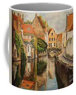 A Day In Brugge Coffee Mug