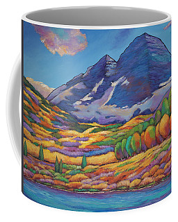 A Day In The Aspens Coffee Mug