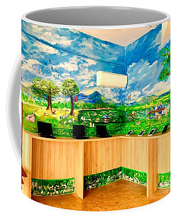 A Day In The Park  Coffee Mug by Belinda Low