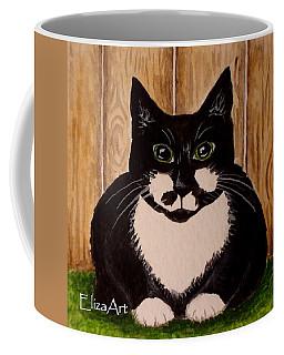 A Day In The Yard Coffee Mug