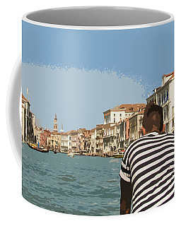 A Day In Venice Coffee Mug