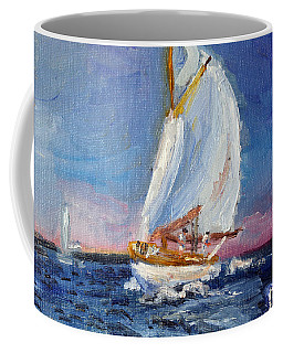 A Day On A Boat Is..... Coffee Mug