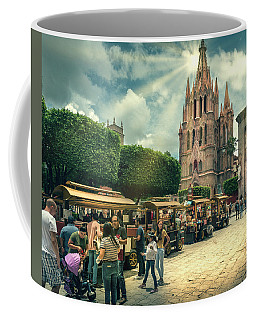 A Day With The Family Coffee Mug