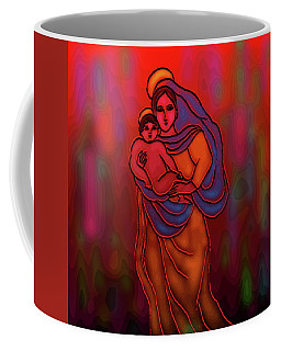 A December Dream Coffee Mug by Latha Gokuldas Panicker