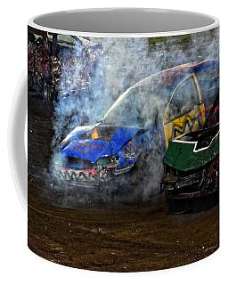 A Demo Fire Coffee Mug