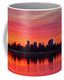 A Denver Morning Coffee Mug