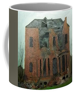 A Derelict House Coffee Mug