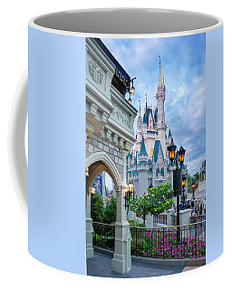 Coffee Mug featuring the photograph A Different Angle by Greg Fortier