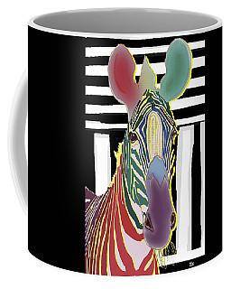 A Different Zebra Coffee Mug