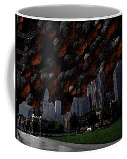 A Dimension Of Boston Rarely Seen Coffee Mug