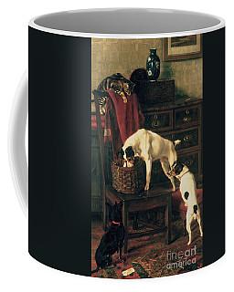 A Discreet Inquiry Coffee Mug
