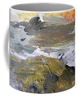 A Distant View Coffee Mug by Nancy Kane Chapman