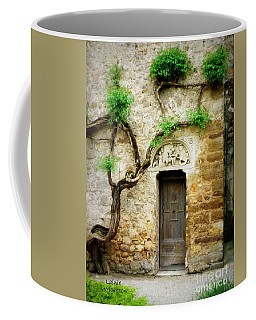 A Door In The Cloister Coffee Mug
