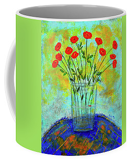 A Dozen Of Red Roses For You Coffee Mug