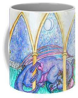 A Dragons Dream Coffee Mug