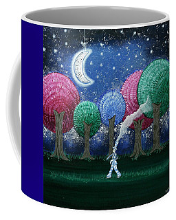 A Dream In The Forest Coffee Mug