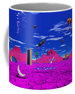 Coffee Mug featuring the photograph A Dream by Mark Blauhoefer