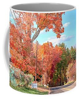 A Drive In The Country Coffee Mug