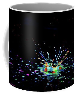 A Drop That Is A Crown Coffee Mug