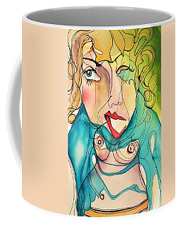 A Drowning Demise Coffee Mug
