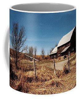 A Dry Autumn Coffee Mug