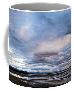 Coffee Mug featuring the photograph A Dry Jackson Lake by Monte Stevens