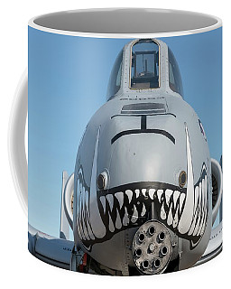 A Face Only Ground Troops Can Love - 2017 Christopher Buff, Www.aviationbuff.com Coffee Mug