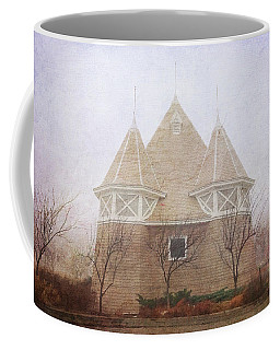 Coffee Mug featuring the photograph A Fairytale Fog by Heidi Hermes