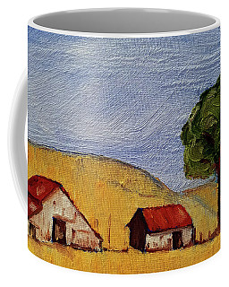 A Farm In California Winecountry Coffee Mug