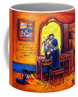 A Few Small Snips Coffee Mug