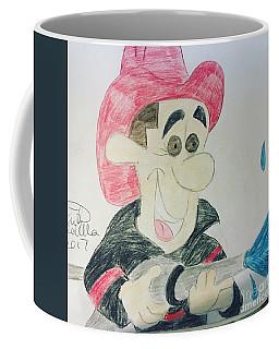 A Fireman Coffee Mug