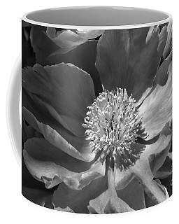 A Flower Of The Heart Coffee Mug by Marcia Lee Jones