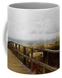A Foggy Day Coffee Mug