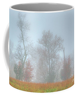 A Foggy Morning Coffee Mug
