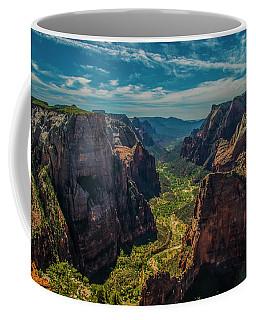 A Forever View Coffee Mug