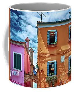 A Fragment Of Color Coffee Mug