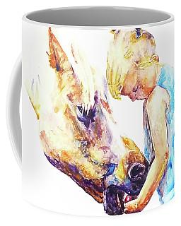 A Friendly Bribe Coffee Mug