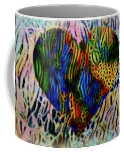 A Frivolous Heart Coffee Mug